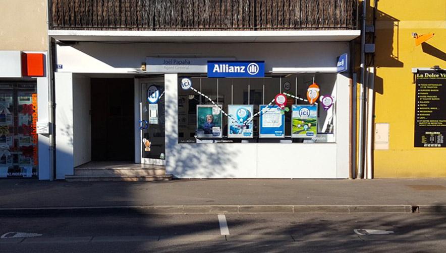 Notre agence d'assurances Allianz Papalia à Auch